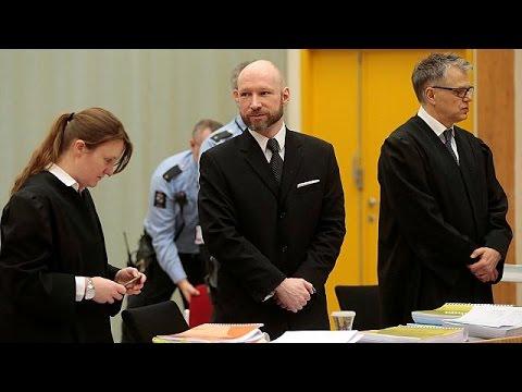 Νορβηγία: Ξεκίνησε η εκδίκαση της ένστασης για τις συνθήκες κράτησης του Μπρέιβικ