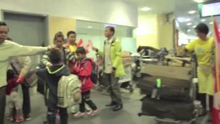 PHÓNG SỰ CỘNG ĐỒNG: Đồng bào người Việt tại Thái Lan đã đến bến bờ tự do
