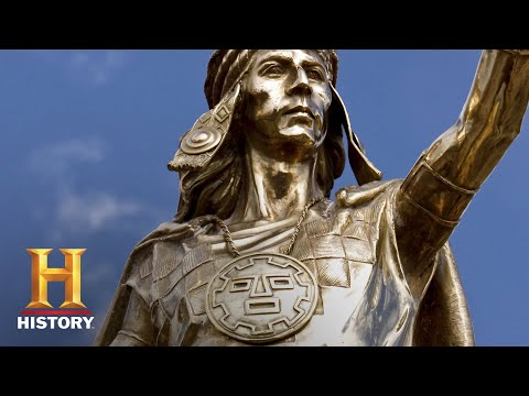 Ancient Aliens: Pachacuti and His Powerful Disk (Season 12, Episode 15) | History