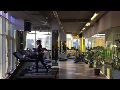 Вентиляция фитнес-клуба от ABF