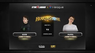 Pavel vs Sjow, game 1