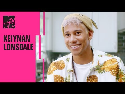 Keiynan Lonsdale on How Coming Out Changed His Life   MTV News