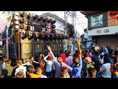 DJ Swar Mala Raipur Jhanki 2019 II CG04 LIVE