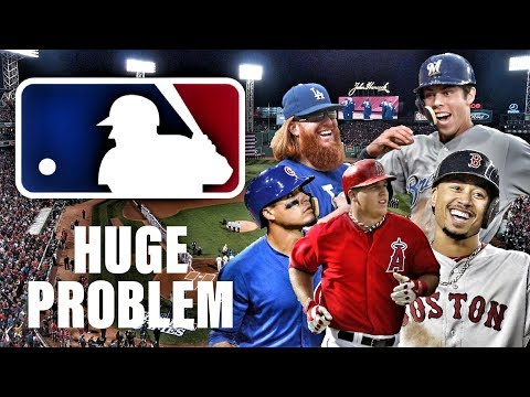 The MLB Playoffs Have A HUGE PROBLEM: Here's Why