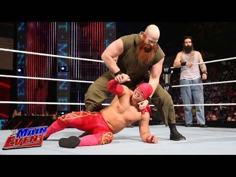 Sin Cara & Los Matadores vs. The Wyatt Family: WWE Main Event, Feb. 12, 2014