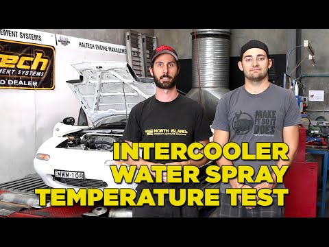 dyno - Recently the MCM boys showed a cheap intercooler water spray install. But does it actually work? Today we find out. Watch the original DIY Episode here: ...