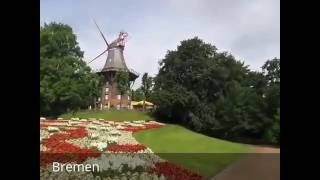 Bremen Germany  City pictures : Places to see in ( Bremen - Germany )