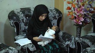 طالبة ثانوية عامة تضع مولودتها الأولى قبل أيام من بدء الامتحان