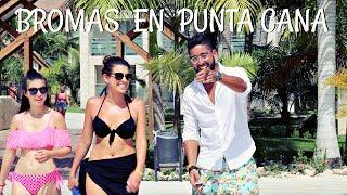Bromas en Punta Cana