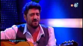 Antonio Orozco. Tema Inédito Canal Sur LSML. 14-12-2012