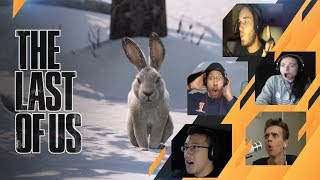 Gamers Reactions to Bunny and Ellie