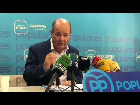 """Conesa: """"La Comisión de Control funcionará mejor con Cristina Rivas que con Hassan Mohatar"""""""
