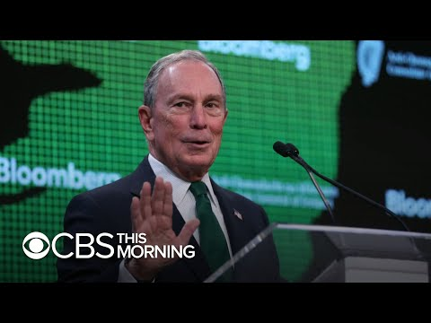Michael Bloomberg takes steps to enter 2020 race as Democrat