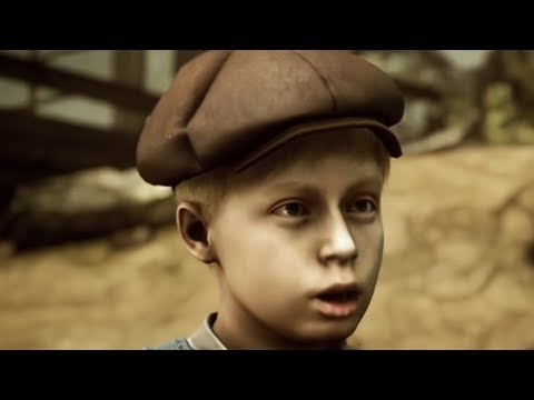 WOLFENSTEIN 2 - Young Billy Scenes
