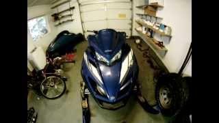 10. 02 Yamaha Viper start up