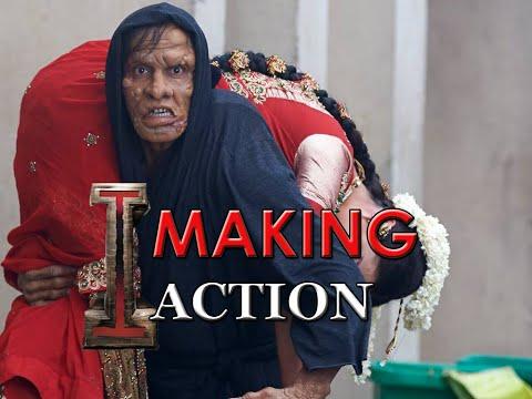 Shankar's I Action Scene Making Video