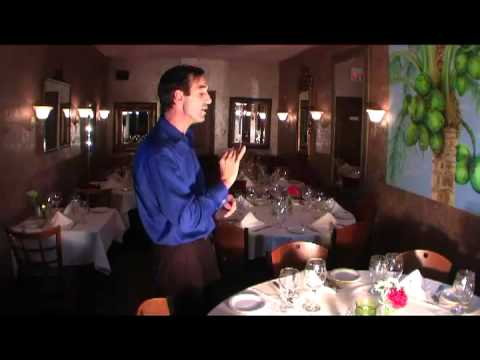 waiter - How to performing the job of a professional waiter, up-sale and serve customers like never before with the right knowledge and respectful attitude. This vide...