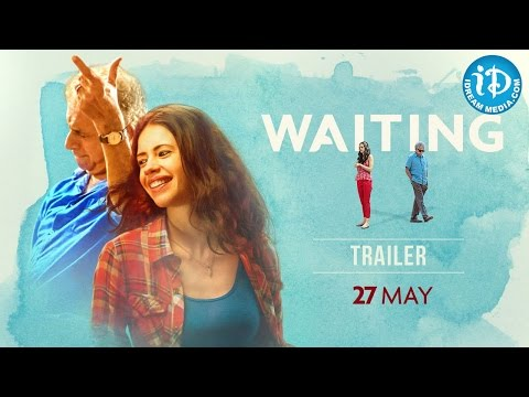 Waiting Movie Trailer -  Review || Naseeruddin Shah || Kalki Koechlin