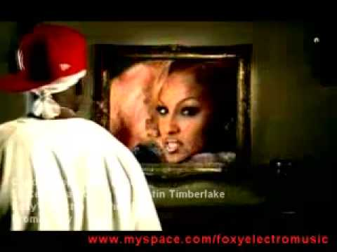 Candy Shop / Sexy Back (Foxy's Electro Mashed Mix) - 50 Cent Feat. Olivia vs. Justin Timberlake