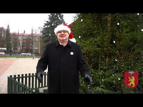 Priekšsēdētājs Vents Armands Krauklis novēl priecīgus Ziemassvētkus un laimīgu jauno gadu