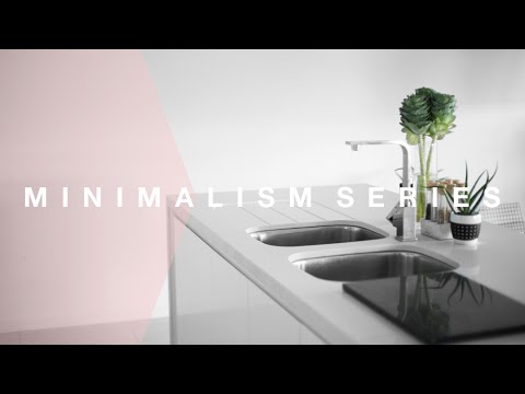 Quick Tips For Keeping Your Kitchen Neat + Organised [Minimalism Series] // Rachel Aust