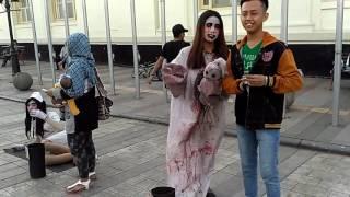 Video Valak Asia Afrika, Bandung MP3, 3GP, MP4, WEBM, AVI, FLV Desember 2018