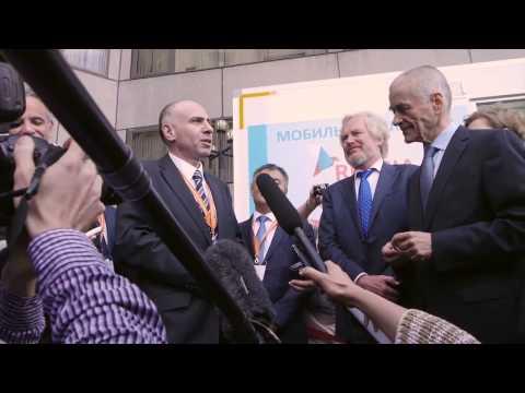 Հայաստանին շարժական բժշկական-ախտորոշիչ համալիրի հանձնման հանդիսավոր արարողություն