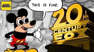 The Disney & Fox Purchase Disaster