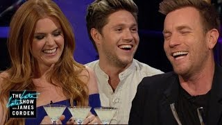 Video Spill Your Guts or Fill Your Guts w/ Niall Horan, Ewan McGregor & Isla Fisher MP3, 3GP, MP4, WEBM, AVI, FLV Agustus 2019