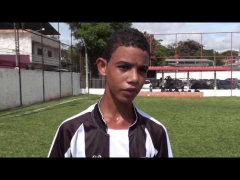 LUCAS MEIO CAMPO DO SAGA FC