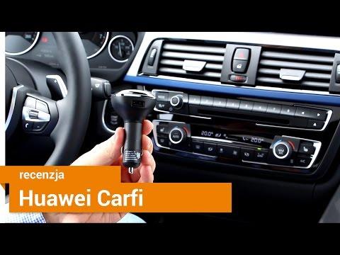 Huawei CarFi - recenzja