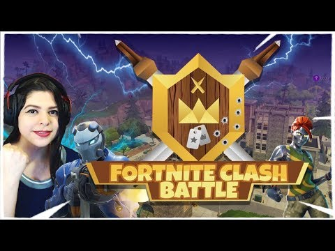 🔴 TORNEO FORTNITE CLASH BATTLE!! YOUTUBERS COMUNIDAD DE CLASH ROYALE!! | Soy Ren Fortnite (видео)