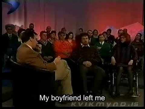 Full Laughing Interview With Subtitles
