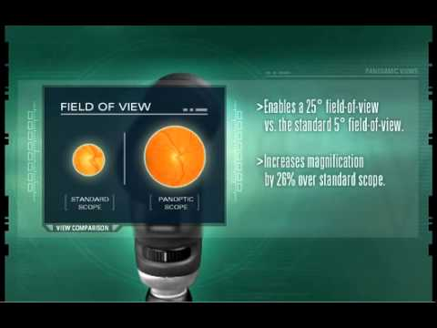 Welch Allyn PanOptic™ Ophthalmoscope