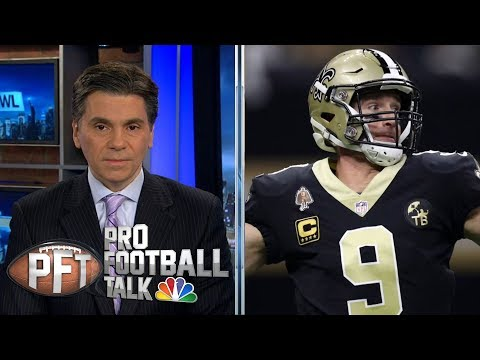 Video: Saints losing opens door for other teams in NFC | Pro Football Talk | NBC Sports