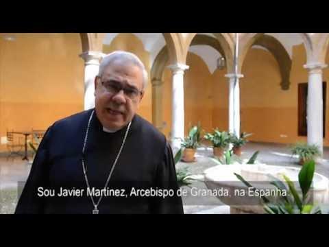 Arcebispo de Granada (Espanha) convida para o Fórum Shalom