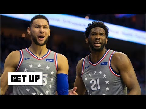 Video: Ben Simmons and Joel Embiid are a bad fit together – Ryen Russillo | Get Up