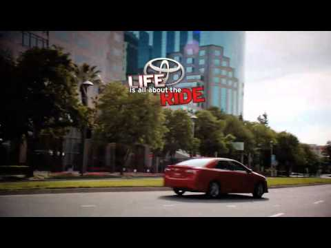 Toyota Commercial for Toyota Camry (2011 - 2012) (Television Commercial)