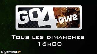 Les Go4GW2 débarquent sur O'Gaming !