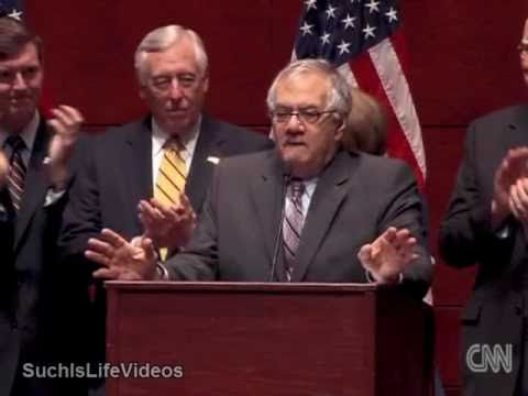 Congressman Barney Frank on DADT Repeal