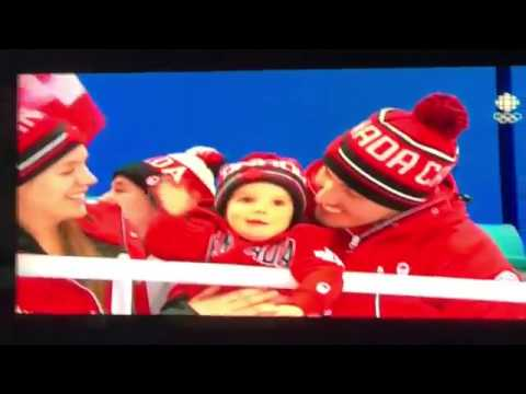 Michael Buble  2018 Opening Montage 2/14/18 Olympics