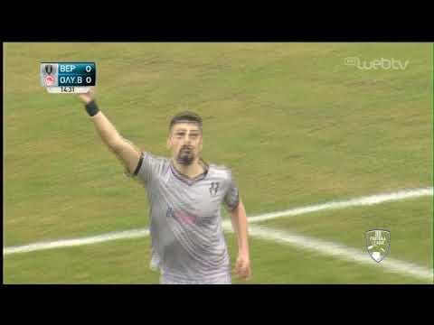 Football League: ΒΕΡΟΙΑ – ΟΛΥΜΠΙΑΚΟΣ ΒΟΛΟΥ   | ΓΚΟΛ 1-0 | 12/01/2020 | ΕΡΤ