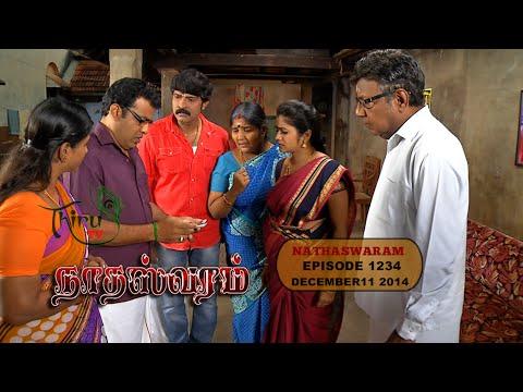 Nadhaswaram 11-12-2014   Sun Tv Tamil Serial