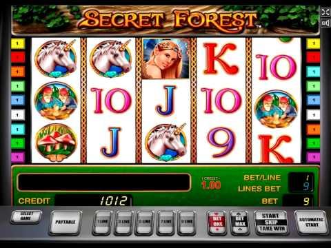 Игровой автомат Таинственный лес – Secret Forest (Гаминатор)