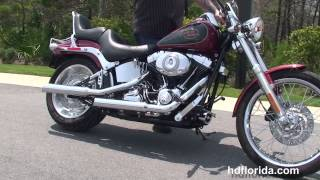 10. Used 2007 Harley Davidson Softail Custom Motorcycles for sale