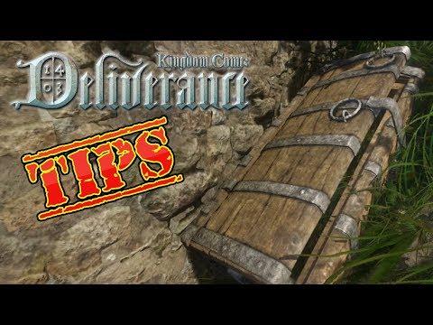 Kingdome Come: Deliverance | TIPS | BALIFFS LOOT