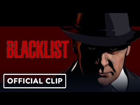 The Blacklist Season 7 Finale Gets Animated Due to COVID-19 - Official Clip