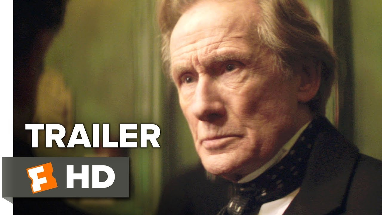 Before the Ripper, Fear had another Name. Watch Bill Nighy in Suspense Thriller 'The Limehouse Golem' (Trailer)