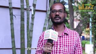 Stalin Ramalingam at Kadu Movie Team Interview