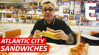 The Atlantic City Sandwich Shop That Serves Up The Best Sub Around — The Meat Show by Eater